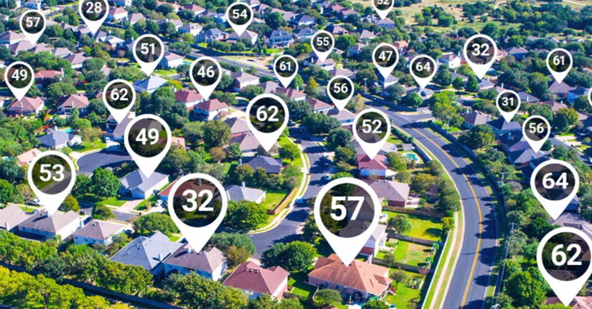homes with HERS® scores